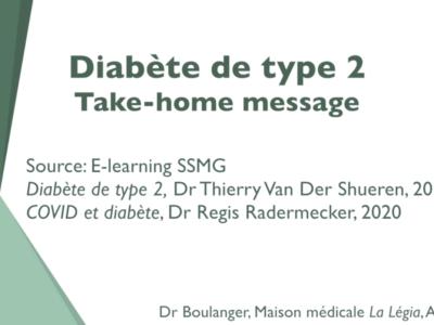 Diabète de type 2 : l'essentiel