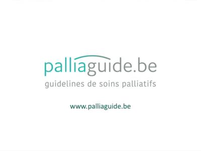 Pict : de la maladie aux soins palliatifs