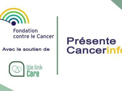 La fondation contre le cancer présente Cancerinfo