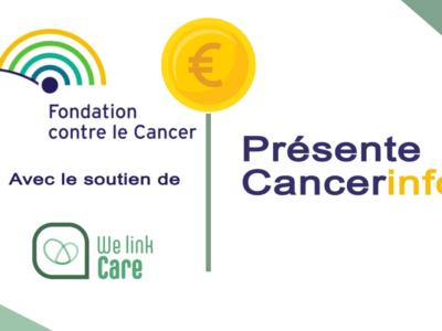 Aides financières - fondation contre le cancer