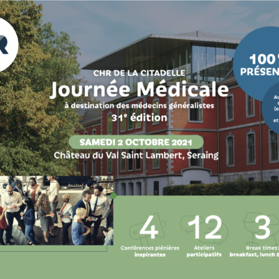 31e Journée Médicale du CHR de la Citadelle