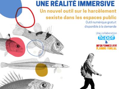 Harcèlement : Une réalité immersive